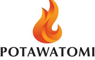 Potawatomi Hotel Casino Logo 6.30