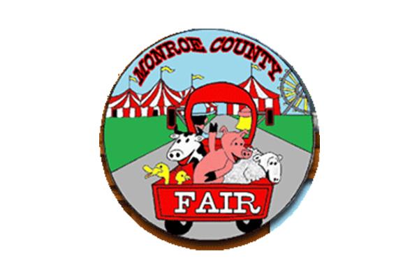 Monroe County Fair in Tomah, Wisconsin