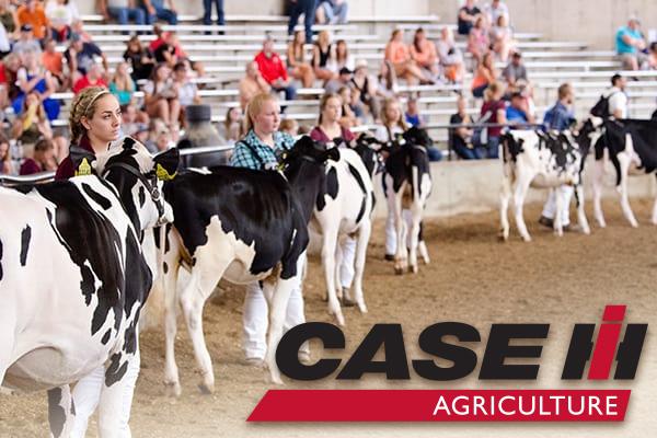Junior Livestock Exhibitor Spotlight presented by Case IH