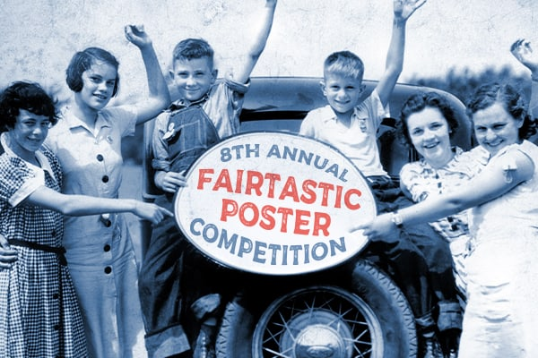 8th Annual Fairtastic Poster Competition