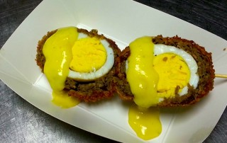 Steak & Egg On-a-Stick