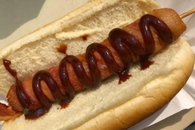Tijuana Bacon Dog