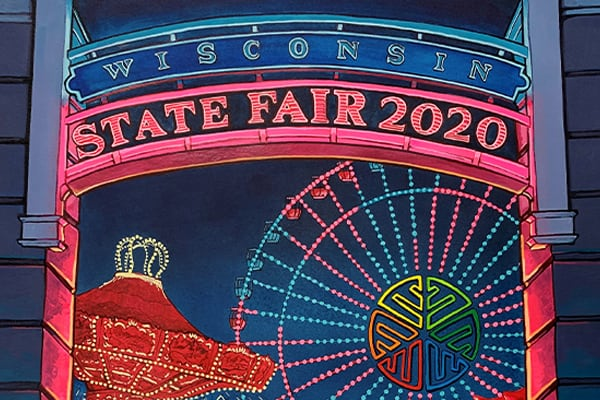 2020 Fairtastic Poster Art