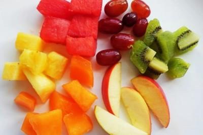 Fresh Fruit Pieces