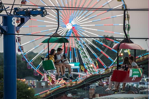 Fair Attractions Wisconsin State Fair