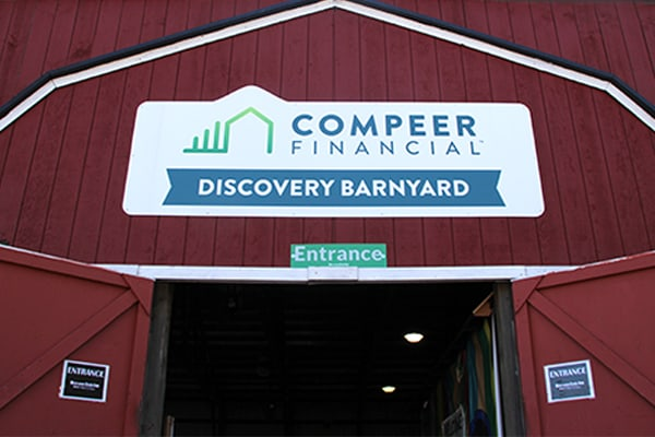Compeer Financial Discovery Barnyard – Wisconsin State Fair