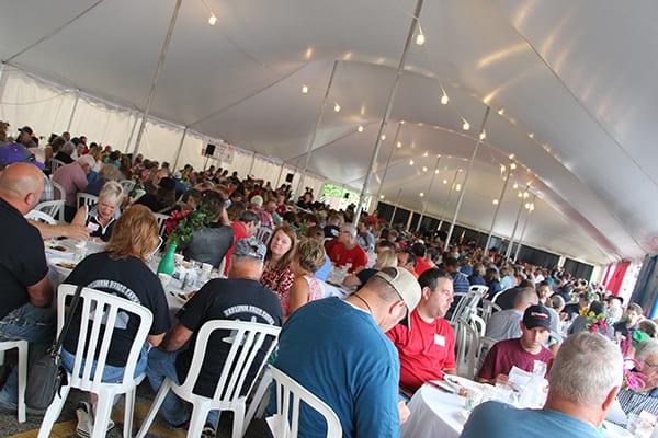 Century and Sesquicentennial Farm Awards Breakfast Ceremony
