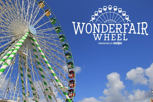 WonderFair Wheel at Wisconsin State Fair