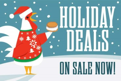 Holiday Deals On Sale Now