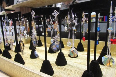 Jewelry on Display at Wisconsin State Fair