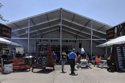 Charcoal Grill Roadhouse at Wisconsin State Fair