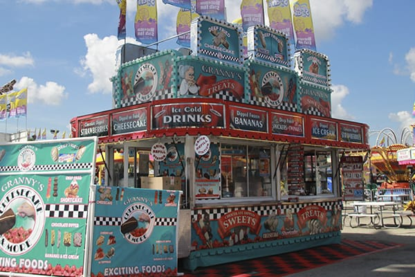 Granny's Cheesecake & More at Wisconsin State Fair