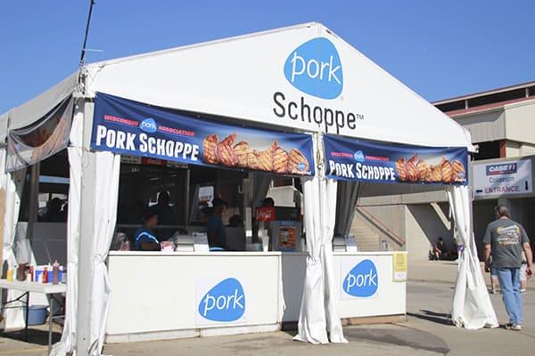 Pork Schoppe at Wisconsin State Fair