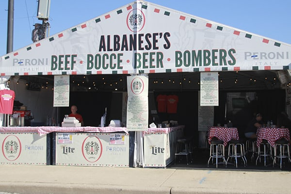 Albanese's Roadhouse at Wisconsin State Fair