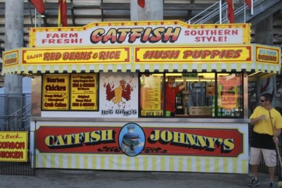 Catfish Johnny's at Wisconsin State Fair