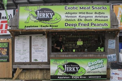 All Things Jerky at Wisconsin State Fair