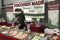 Sherwood's Fabulous Fudge at Wisconsin State Fair