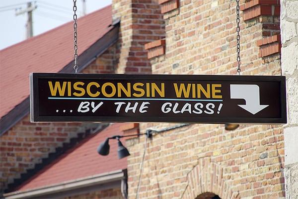 Wisconsin Wine Garden at Wisconsin State Fair