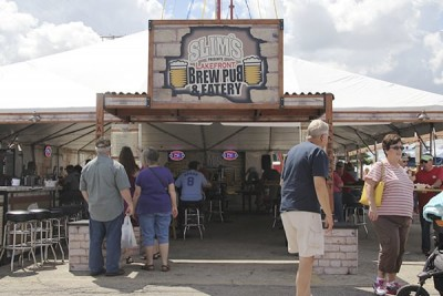 Slim's Lakefront Brew Pub & Eatery at Wisconsin State Fair