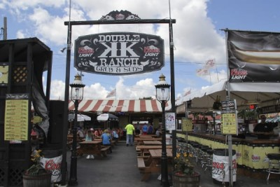 Double K Ranch Grub & Suds at Wisconsin State Fair