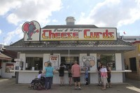 Brad & Harry's Cheese Curds at Wisconsin State Fair