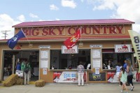 Big Sky Country Bar & Grill at the Wisconsin State Fair