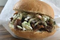 Southern Pulled BBQ Slaw Sandwich