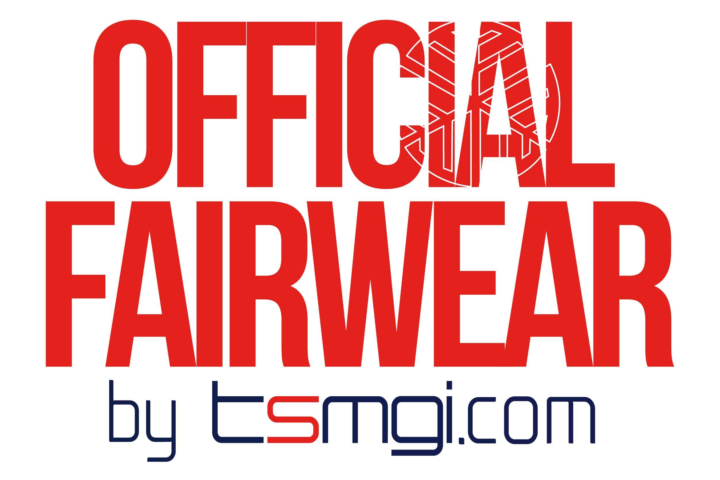Official FairWear by TSMGI Logo