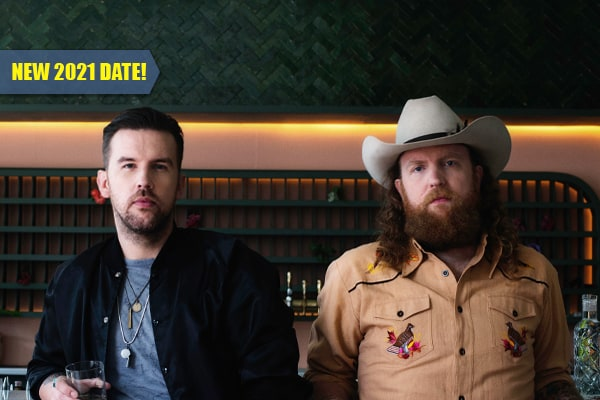 New 2021 Date - Brothers Osborne