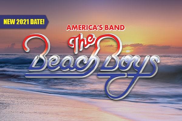 The Beach Boys New 2021 Date