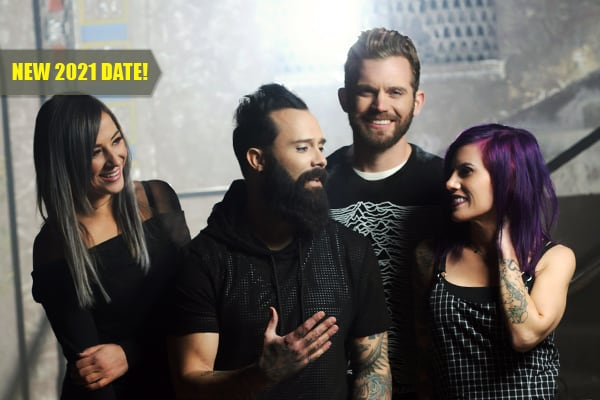 Skillet New 2021 Date