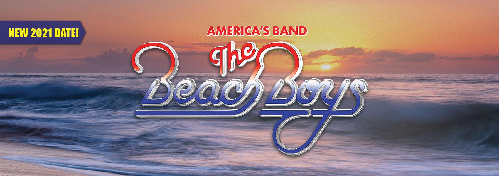 The Beach Boys - New 2021 Date
