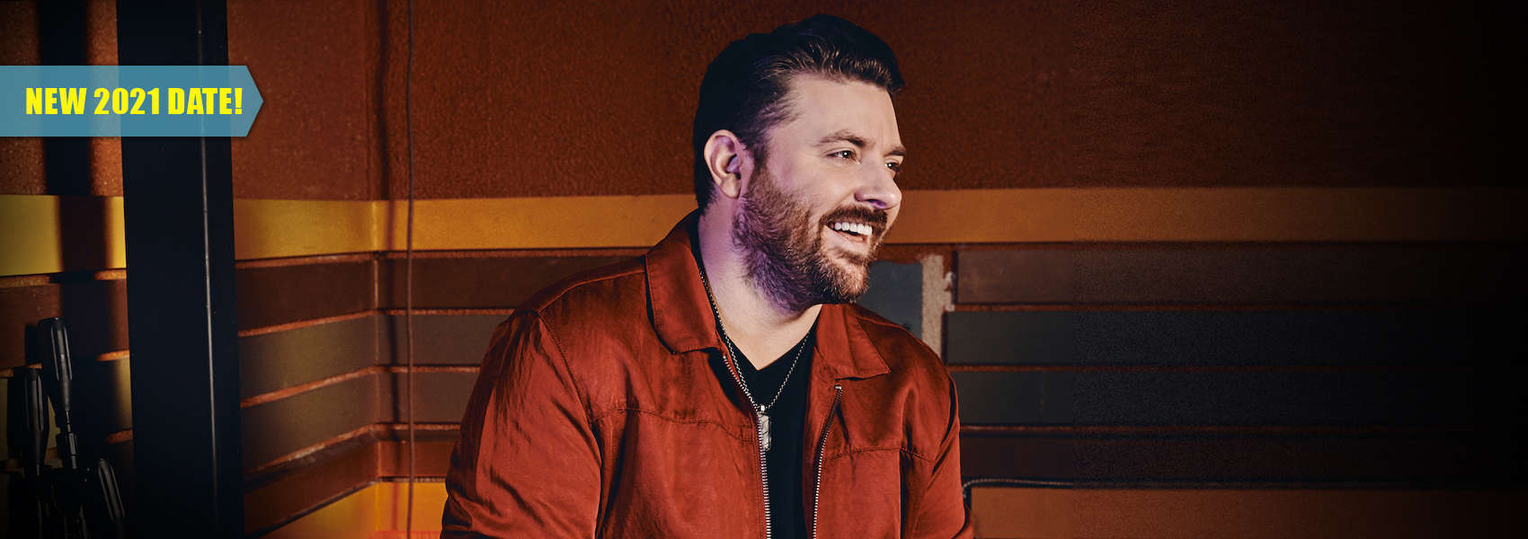 Chris Young New 2021 Date
