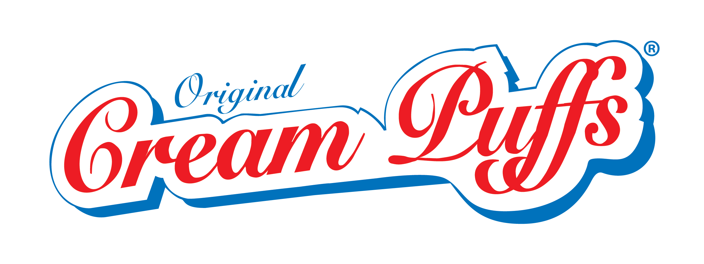 Original Cream Puffs Logo