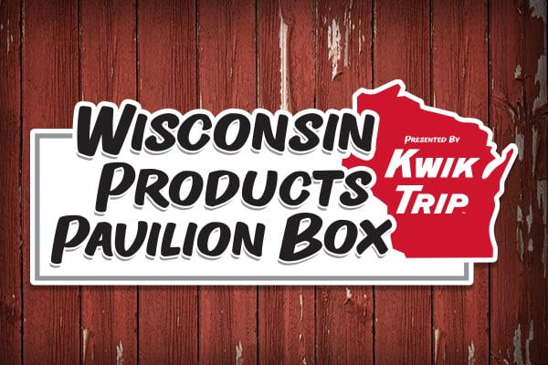 Wisconsin Products Pavilion Box presented by Kwik Trip
