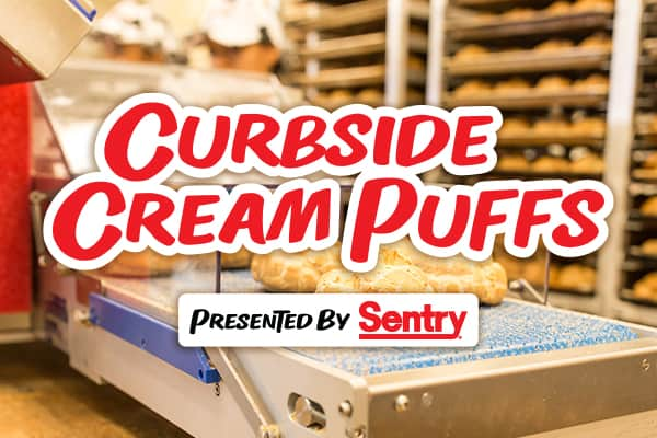 Curbside Cream Puffs presented by Sentry