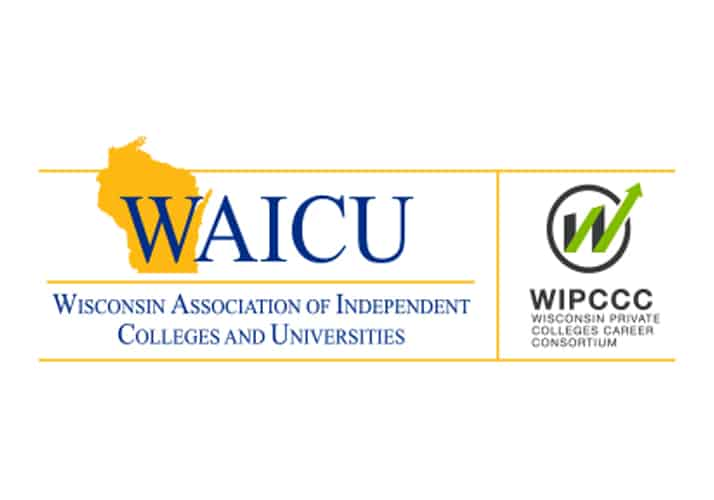 Wisconsin Association of Independent Colleges and Universities Logo