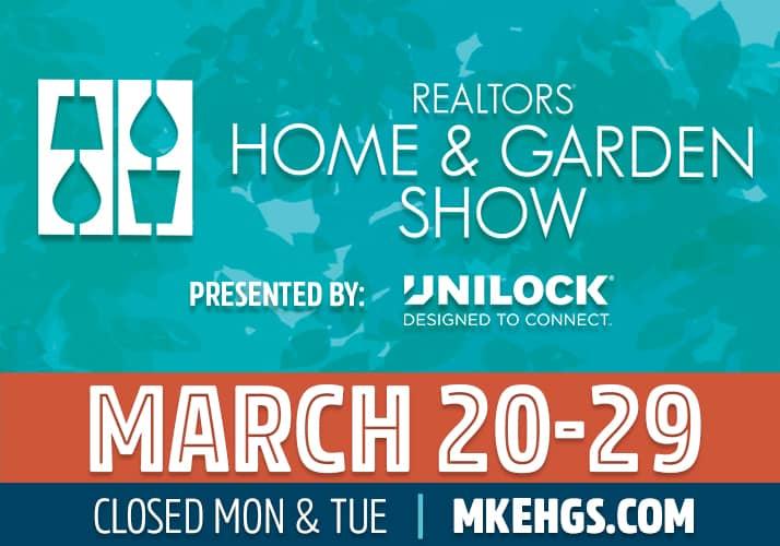 Realtors Home & Garden Show presented by Unilock